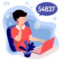 تلفن کالاتعمیر 54837